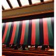 初めての歌舞伎座