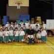 車椅子バスケットボールを体験しました