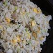 9月12日  鶏葱炒飯