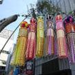 渋谷センター街の七夕