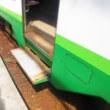 福井気まぐれ途中下車の旅⑨『カフェド伊万里』オムライスにトンカツが加わったやつ 食べたもの(ボルガライス)