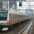 2017年10月15日 阿佐ケ谷 E233系 T40編成