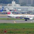 JALセレブレーションエクスプレス 福岡空港