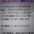 12/13・・・PONプレゼント(本日3時まで)