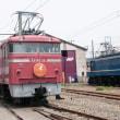 Electric Locomotive#261
