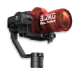 6%off-Zhiyun Crane 2 /MOZA Air 3-軸フォロー フォーカス 360° 無制限 カメラ ジンバル