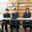 北海道から、中学生の取材陣が大学に・・・