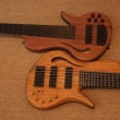 "Adamovic Eclipse 6 String Fretless ""Contrabass"""