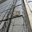 鹿児島県のさつま町でハト対策の防鳥ネットを設置!!