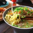 ラム野菜みそラーメン