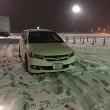 11月なのに早速の雪景色