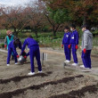 宝神中学校職場体験と初冬の気配