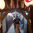 祇園祭・後祭 役行者山 茅の輪くぐり