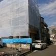 川崎のレンガ外壁リフォーム工事スタートです