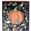 恵みの秋のガーデンフラッグ
