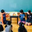 6年生から1年生への読み聞かせ