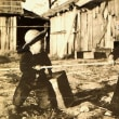 60年前 子供の遊びいろいろ(5)