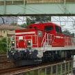2017年9月20日  東海道貨物線  東戸塚   DD200-901  試運転