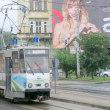 2018東欧ウクライナ紀行・・・リヴィウ・・・歴史的景観の街を・・・市電(トラム)が走る風景