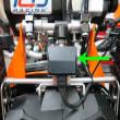 KTM 1050 ADVENTUREのメンテナンスと仕様変更をしてみました。