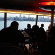 囲碁とシドニー湾サンセットディナークルーズ(4日目午後夕)