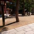 夏の四柱神社