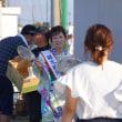 有明海花火フェスタ  観光柳川キャンペーンレディ水の精・古賀紅美  2017・8・27