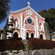 休みに平戸に行って来ました。いい天気でした。宝亀教会よかったです。