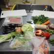 フロイデァンコッヘンは、夏野菜や「うなぎ」を食べて夏バテ防止料理。