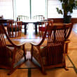 カフェ葉流乃音の椅子のこと