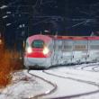 雪の新幹線こまち 20190120