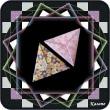 おりがみ 三角形の箱