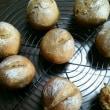 栗粉のパン