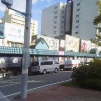 札幌まちなか探検隊 我が家から大通り,狸二条広場近辺の景色