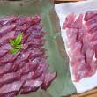 プレゼント用ハンカチ3枚〜♪ &  昨日の餐魚洞料理〜♪