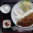 「ちきゅう」ドライ・カレー食べました。!