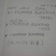 鉛筆パロミノ・ブラックウィング
