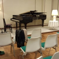 ピアノ会「サクラミヤビ」へ行ってきました。