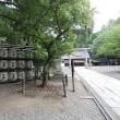 水戸の奉納酒樽