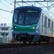 2017年12月12日 小田急 柿生 東京メトロ 16007F 準急