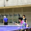 富士宮会長杯卓球大会に参加