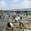 多摩川で化石発掘してきました(ガャンバくらぶイベント)