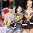 グランプリシリーズ2018フランス大会、女子シングル