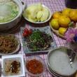 白菜ミルフィーユ鍋