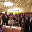 リニア中央新幹線建設促進決起大会 開催