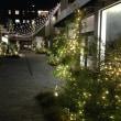 都会でみる港の夜景