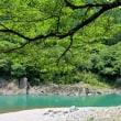 人吉の朝・・・そして帰路は球磨川沿いを・・・