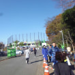 鎌ケ谷ランフェスタ!日ハムの二軍スタジアムでの大会です。