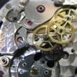 ボンボン時計の修理とロレックス紳士物SWモデルを修理です・