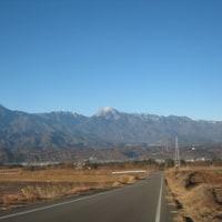 12月6日素晴らしい天気でした